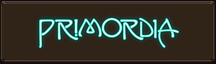 Primordia banner image, official logo.