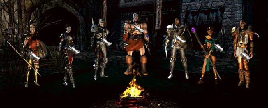 Diablo 2 Characters
