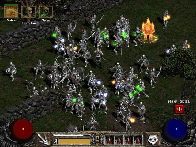 Necromancer in Diablo II
